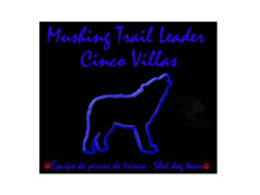 MUSHING TRAIL LEADER CINCO VILLAS - Fadi