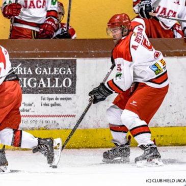 Club Hielo Jaca, hockey hielo y curling