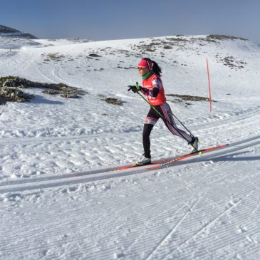 CETDI ARAGON Esquí de Fondo logra buenos resultados en Belagua