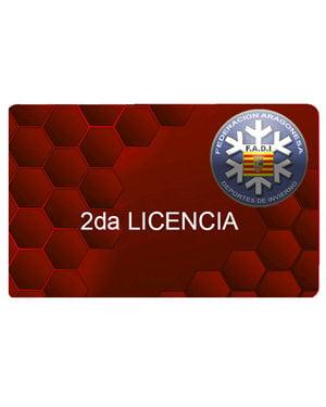 2da licencia